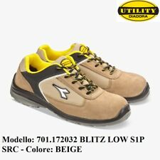 SCARPA ANTINFORTUNISTICA DIADORA BLITZ LOW S1P SRC - Colore: BEIGE