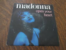 45 tours madonna open your heart