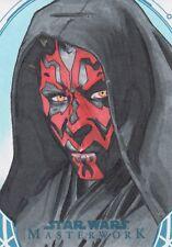 Star Wars Masterworks 2018, Jude Gallagher Sketch Card 1/1