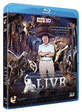 David Attenborough Natural History Museum Alive Sky 3D Blu Ray