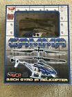World Tech Toys Gamma 3.5 Ch Gyro IR Helicopter-New