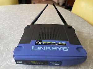Linksys WRT54G V2 6dbi antenna wireless Repeater Bridge range extender