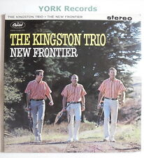 KINGSTON TRIO - New Frontier - Excellent Con LP Record