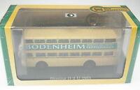 ATLAS - Büssing D 2 U - 1951 - NEU & OVP - 1:72 -Bus Reisebus Coach Doppeldecker