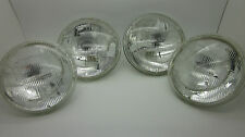 "5 3/4"" Halogen Headlight Set of 4. Toyota Corona Celica .Mazda RX 2 3 4 and 5"