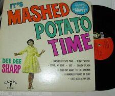 "DEE DEE SHARP~""IT'S MASHED POTATO TIME""~""EX""~ORIGINAL 1963 CAMEO C-1018 LP!!!"