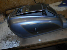 honda gl1100 goldwing aspencade fake faux gas tank cover shroud grey silver 82