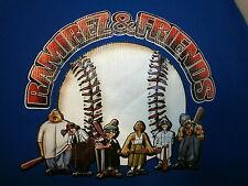 Pamirez & Friends Jersey Baseball Softball Hispanic Latino Gangsta Homies Esse L