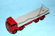 Dinky Toys 2 Tone 2nd Type Foden Flat Bed Truck With Chains # 905 R/P !!!