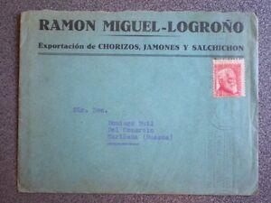 TARJETA PUBLICITARIA ALFARO LA RIOJA DESTILERÍA BELSUÉ AÑO 1963