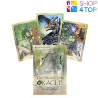 THE STONE CIRCLE ORACLE DECK CARDS SCHIFFER PUBLISHING ESOTERIC MEDITATION NEW
