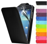 PU Leather Flip Case Cover Pouch For Various SAMSUNG Mobile Buy 1 GET ONE FREE