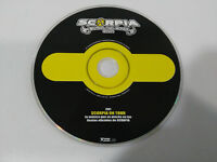 SCORPIA CENTRAL DE SONIDO 2001 - SOLO EL CD 1 TEMPO MUSIC DJ TECHNO