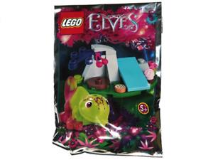 Lego -  241702 - Hidee the Chameleon - Foil Pack - New & Sealed - Elves 2015
