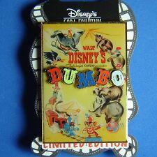 Walt Disney's Dumbo Animation Poster Dsf Disney Pin Le 300 Oc Rare