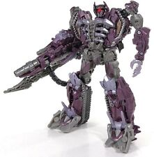 Transformers Dotm SHOCKWAVE Complete Voyager Dark Of The Moon