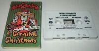 Vintage 1994 ICP A Carnival Christmas Cassette SINGLE Insane Clown Posse 2 Track