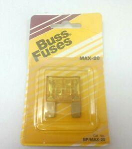 Fuse Bussmann MAX-20