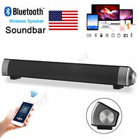 XGODY Sound Bar Speaker TV Home Theater Soundbar Wireless Sound Box Subwoofer
