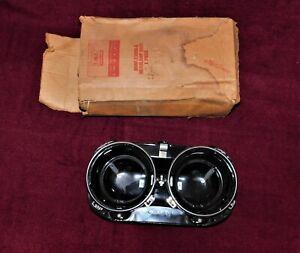 🔥 NOS 1959 FORD FAIRLANE GALAXY 500 SKYLINER HEADLIGHT BUCKET ASSEMBLY FSB-59