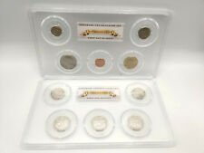 2017-S PCGS Gem Specimen Enhanced Uncirculated Coin Set **225th Annniversary**