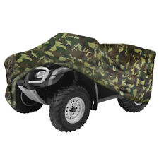 Camouflage Waterproof ATV Cover Quad Rain Protector Fits Polaris Outlaw 90 110