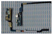 Flex Flat per Samsung i9505 Galaxy s4 microfono connettore ricarica USB rev 28