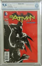 Batman v2 #34 -  Rafael Albuquerque Retailer Variant 1:25 - CBCS 9.6  (NOT CGC)