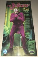 Moebius The Joker 1966 Batman TV Series figure 1/8 scale plastic model kit 956