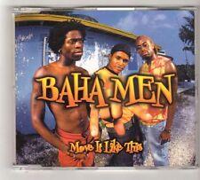 (FZ571) Baha Men, Move It Like This - 2002 DJ CD