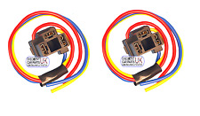 Headlight Repair Bulb Holder H4 3 PIN Fiat Seicento (1998-2010)