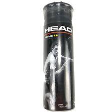 HEAD Prime Squash Balls - Double Yellow Dot - 3-Ball Tube - Omar Mosaad - NIP