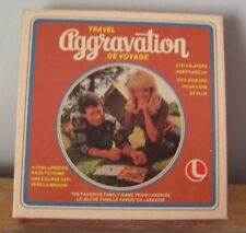 RARE VINTAGE 1980 TRAVEL AGGRAVATION GAME - COMPLETE - VERY GOOD CONDITION