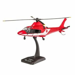 New Ray Helicopter- Agusta Westland AW 109 Ambulance, 1:43 Size