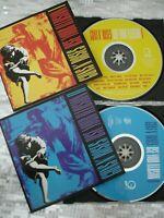 ".Guns N' Roses –  2 CD LOT  ""Use Your Illusion I & II"""