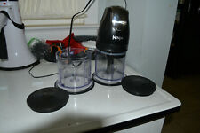 Ninja Food Processor With Bowls & Lids Tested