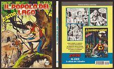 ZAGOR ZENITH 499 IL POPOLO DEL LAGO (448) - NOVEMBRE 11/2002