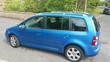 Vw tauran 7 seater automatic.  SPARE OR REPAIR