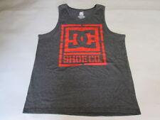 Camisetas de hombre grises DC talla XXL