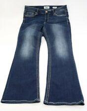 Buckle Daytrip Virgo Bootcut Jeans Size 34XL High Rise Dark Wash