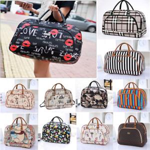 Lady Large Overnight Travel Weekend Hand Luggage Maternity Hospital Bag Handbag