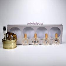 Dog Generation OH MY DOG Lot of 5 Mini Perfume Miniature Bottle for Dog Rare