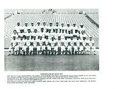 1ST YEAR 1977 TORONTO BLUE JAYS 8X10 TEAM PHOTO BASEBALL CANADA FAIRLY BAILOR