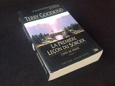 Terry Goodkind   La Première Leçon du Sorcier