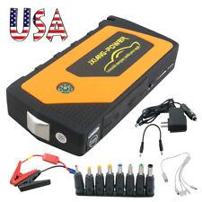 69800mAh LED Car Jump Start Starter 4 USB Charger Battery Power Bank Booster 12V