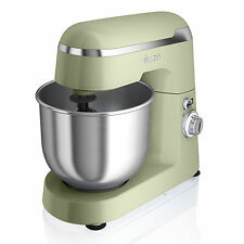 Swan Stand Mixers with Stainless Steel Bowl