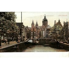 Amsterdam - Voorbrugwal.
