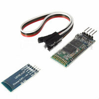 4 Pin HC-06 RS232 Wireless Bluetooth RF 5V Transceiver Module for Arduino D Q5X3
