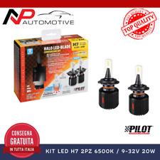 KIT LAMPADE LED H7 2PZ 6500K / 9-32V 20W PILOT