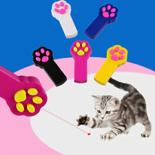 Bg_ Be_ Kf_ Cat Claw Shape Laser Beam Pointer Pen Lazer Cat Kitty Play Amusement